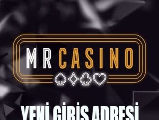 Mrcasino Yeni Giriş Adresi