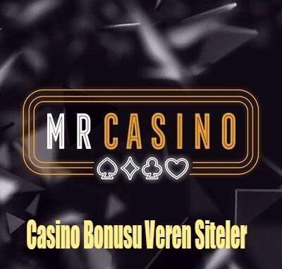 Casino Bonusu Veren Siteler