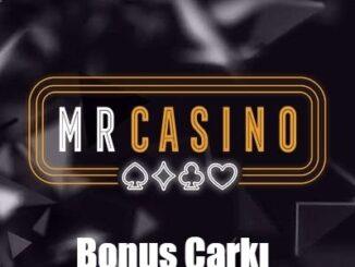 Mrcasino Bonus Çarkı