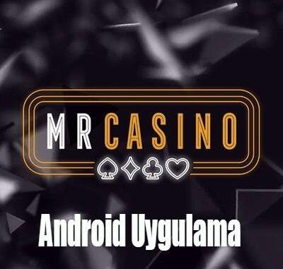 Mrcasino Android Uygulama